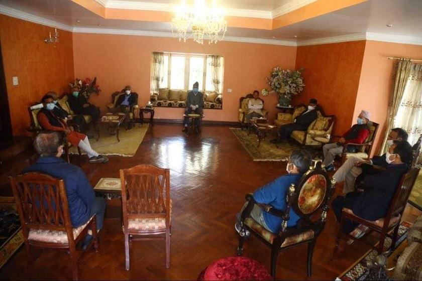 ९ दिन सर्यो नेपाली काँग्रेसको १४ औं महाधिवेशन