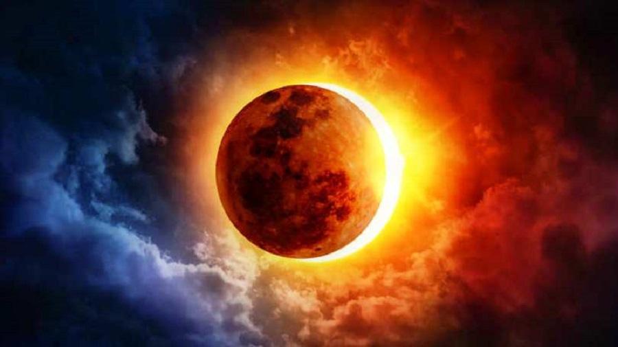 खण्डग्रास सूर्यग्रहणः यस्तो छ शास्त्रीय मान्यता र वैज्ञानिक दृष्टि