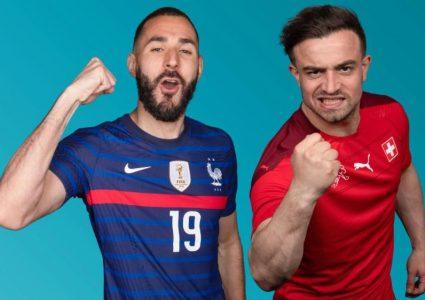 युरोकपमा आज दुई खेल, स्पेन–क्रोएसिया र फ्रान्स –स्विट्जरल्यान्ड भिड्ने