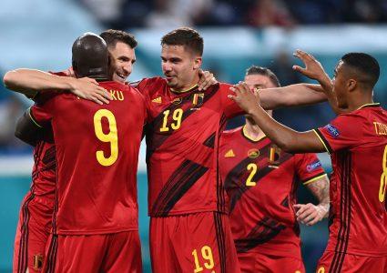 युरोकप फुटबलमा बेल्जियमको विजयी सुरुवात