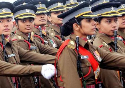 भारतीय सेनामा नेपाली महिलालाई जागिरको अवसर