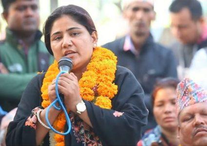 लुम्बिनी प्रदेशसभा सदस्य विमला वली घरमै, सम्पर्कविहीन भएको हल्ला झुटो