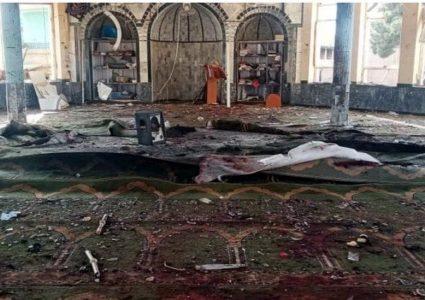 अफगानिस्तानको मस्जिदमा आत्मघाती आक्रमण, कम्तीमा ५० जनाको मृत्यु