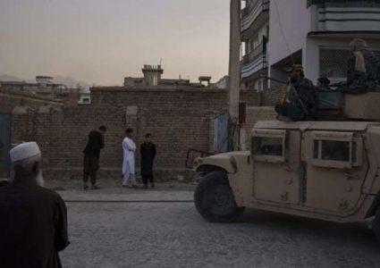 अफगानिस्तान कब्जापछि अमेरिका र तालिबानबीच पहिलो पटक वार्ता
